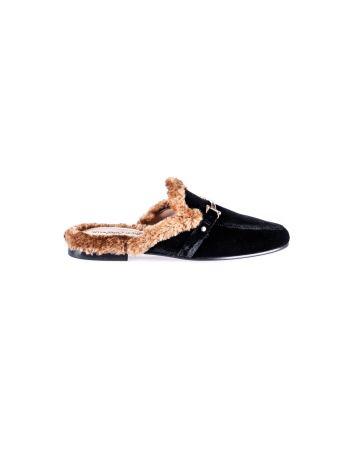 Sam Edelman Danica Faux Fur Slippers