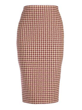 Victoria Beckham Cotton Skirt
