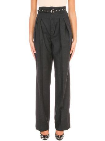 IRO Lauzon Black Wool Pants