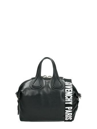 Givenchy Nightingale Black Small Bag