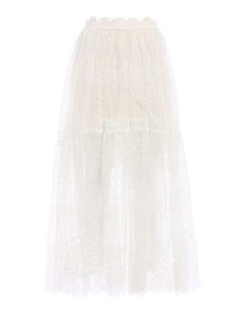 Ermanno Scervino Long Skirt