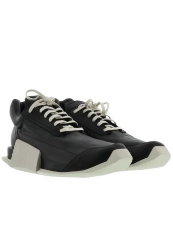 Rick Owens X Adidas Level Runner Boost Sneakers