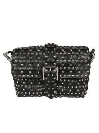 RED Valentino Red Valentino Micro Studded Shoulder Bag