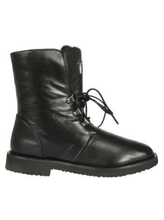 Giuseppe Zanotti Fortune Lace-up Boots
