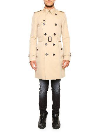 Long Kensington Trench Coat