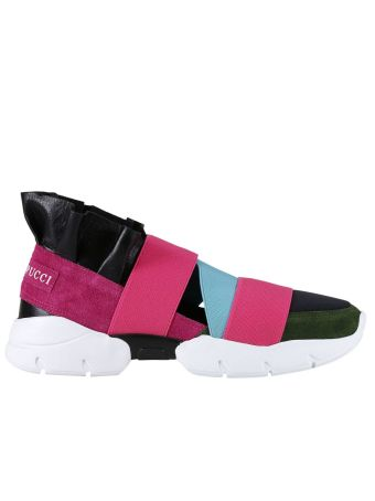 Sneakers Shoes Women Emilio Pucci