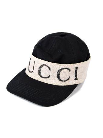 Gucci Hat Rub