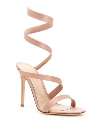 Opera Satin Sandals