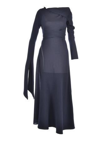 Victoria Beckham Cashmere And Wool Dress