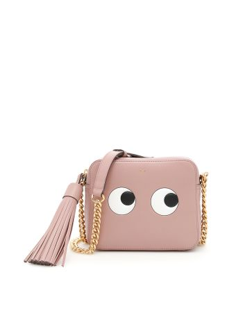 Eyes Crossbody Bag
