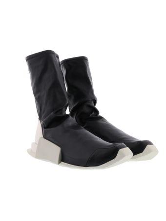 Rick Owens X Adidas Sock Sneakers