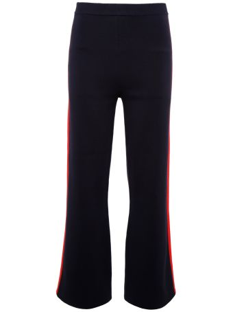 Knit Sailor Trousers