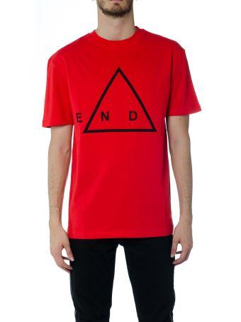 McQ Alexander McQueen End Tee T-shirt