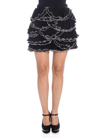 Boutique Moschino Ruffled Skirt