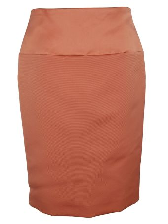Paule Ka Straight Skirt