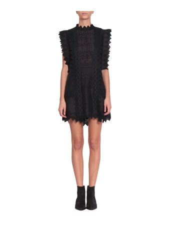 Isabel Marant Nubia Embroidered Dress