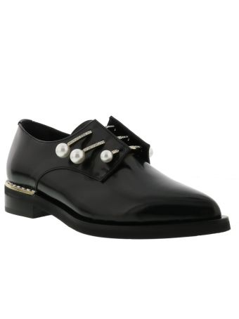 Coliac Ferny Laced Up Shoes