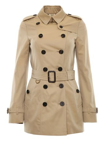 Short Sandringham Trench Coat