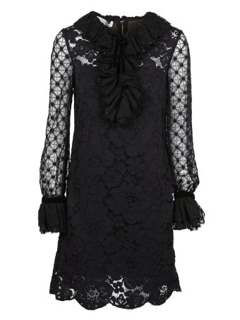 Philosophy Di Lorenzo Serafini Floral Lace Dress