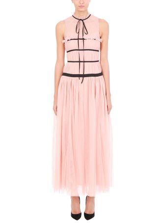 Rochas Point D\'espirit Gown Dress