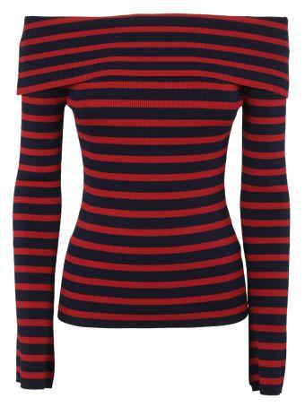 Parosh Striped Sweater