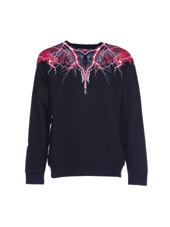 Marcelo Burlon County Of Milan Worr Sweatshirt