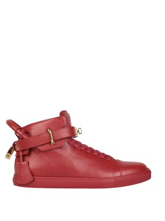 Buscemi Leather 100mm Sneakers