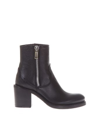 McQ Alexander McQueen Leather Boots