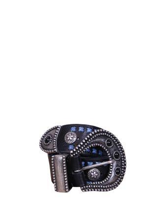 Dodo Bar Or Leather Belt