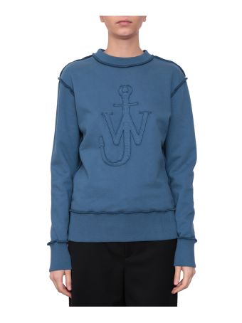 J.W. Anderson Inside Out Cotton Sweatshirt