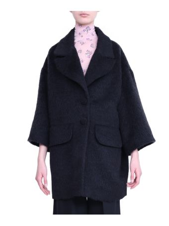 Vivetta Sore Mohair Coat