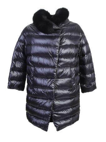 Padded Nylon 3/4 Jacket