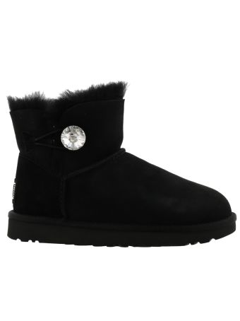 Ugg Mini Bailey Button Boot