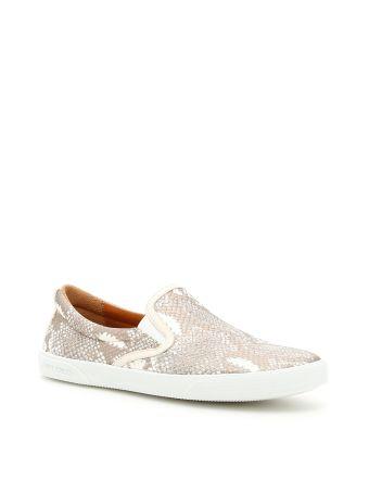 Printed Demi Sneakers