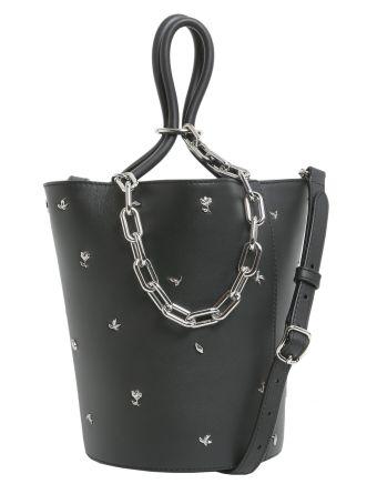 Studded Roxy Bucket Bag
