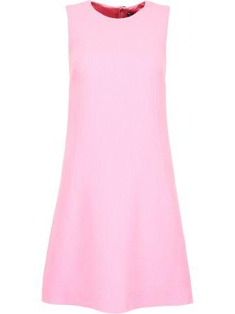 Sanded A-line Dress
