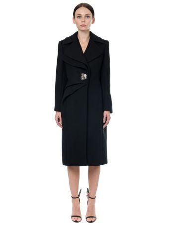 Lanvin Wool Cloth Coat