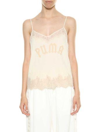 Fenty Puma By Rihanna Lace Trim Sleepwear
