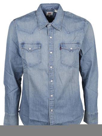 Levi's Denim Jean Shirt
