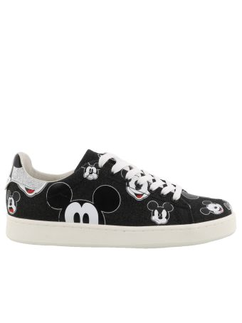 M.o.a. Glitter Disney Sneakers
