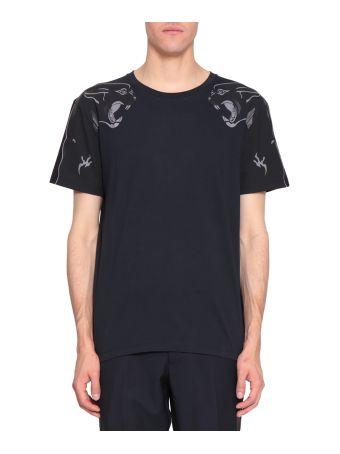 Valentino Panther Cotton T-shirt