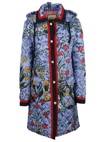Gucci Quilted Parka