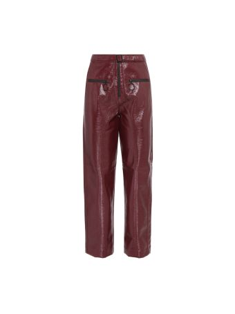 Self-portrait Utility Zip Trousers
