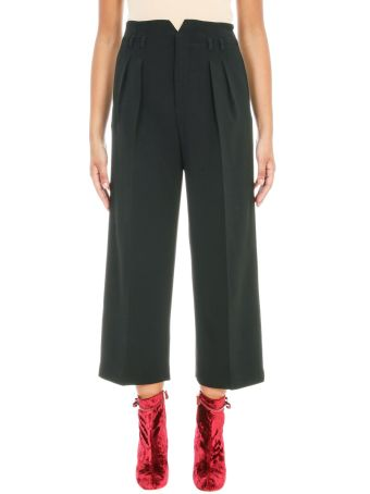 RED Valentino High Waistes Belt Pant