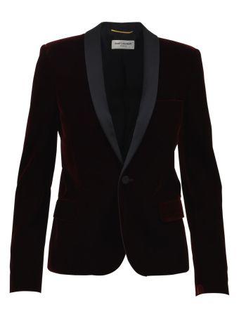 Saint Laurent Velvet Jacket