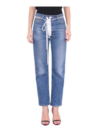 Off-White Levi's Edition Cotton Jeans