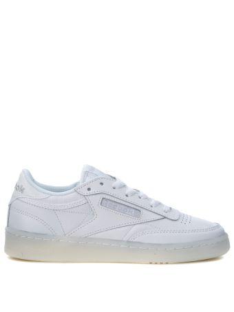 Reebok Club C 85 White Leather Sneaker