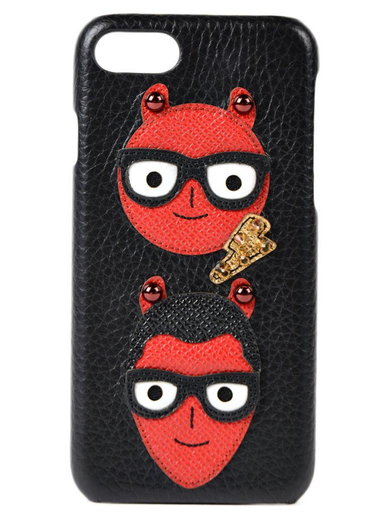 Dolce Gabbana Black Devil Designers Iphone 7 Case Schwarz Modesens