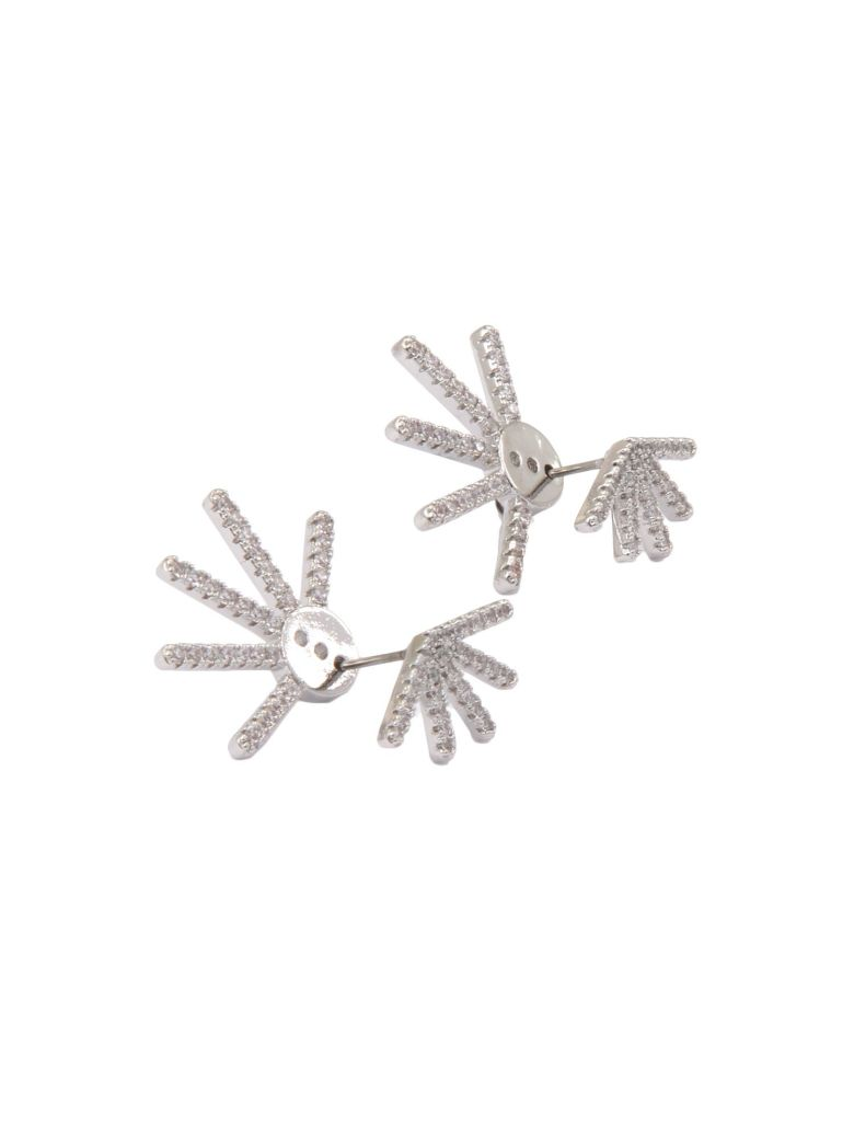Federica Tosi Federica Tosi Mini Cross Earings