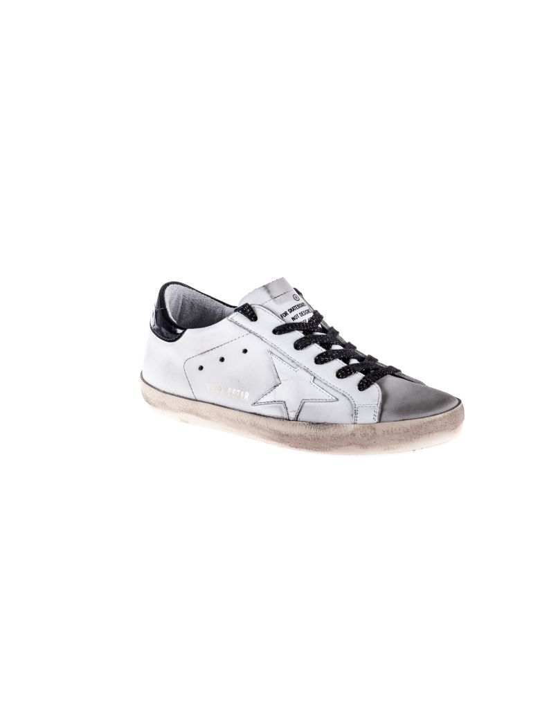 GOLDEN GOOSE Superstar Sneakers in White
